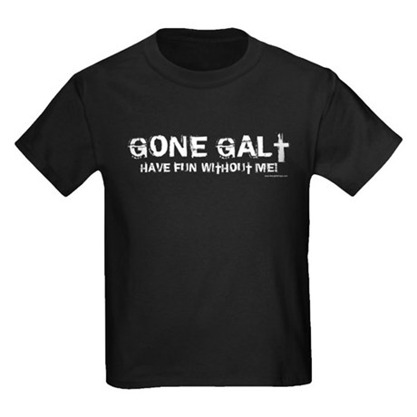 Gone Galt Kids Dark T-Shirt