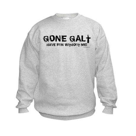 Gone Galt Kids Sweatshirt