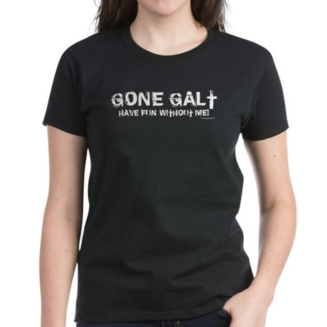 Gone Galt Women's Dark T-Shirt