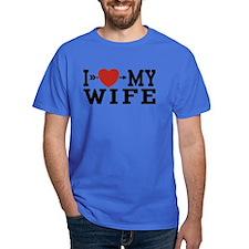 I Love My Wife T-Shirt