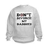 Don't divorce / No on H8 - Sweatshirt by QOFE