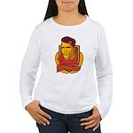 Barack Is My Comrade Women's Long Sleeve T-Shirt
