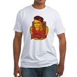 Barack Is My Comrade Fitted T-Shirt