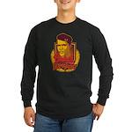 Barack Is My Comrade Long Sleeve Dark T-Shirt