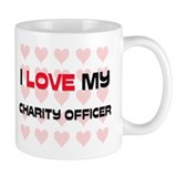 I Love My Charity Officer Mug