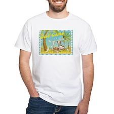 Twilight Shirt-Isle Esme: Sun,Fun...Feathers! Whit