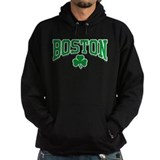 Boston Shamrock Hoodie