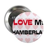 "I Love My Chamberlain 2.25"" Button (10 pack)"