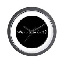 Who is John Galt? Wall Clock
