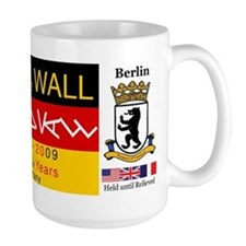 Fall of the Wall Anniversary Mug