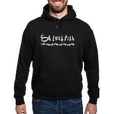 I Love Fish Hoodie