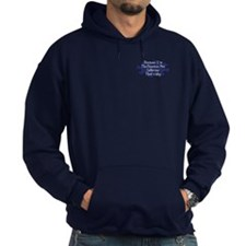Because Fountain Pen Collector Hoodie