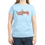 Saddlebred Horse Women's Light T-Shirt