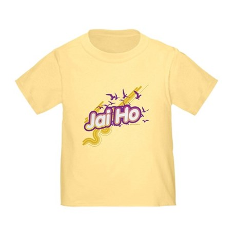 Jai Ho Toddler T-Shirt