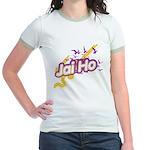 Jai Ho Jr. Ringer T-Shirt