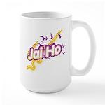 Jai Ho Large Mug