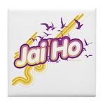 Jai Ho Tile Coaster