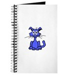 Blue Cat Journal