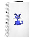 Blue Cat Journal