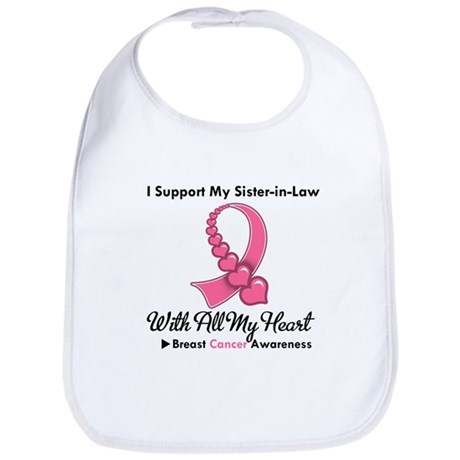 BreastCancerSister-in-Law Bib