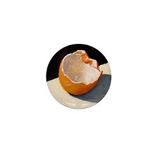 Broken Egg Shell Artwork Mini Button (100 pack)