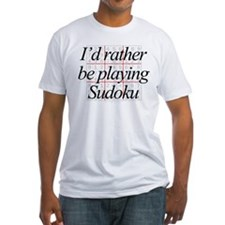 Rather Sudoku Shirt