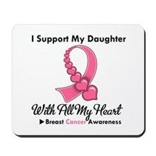 BreastCancerSupportDaughter Mousepad