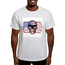 Skull Flag; T-Shirt