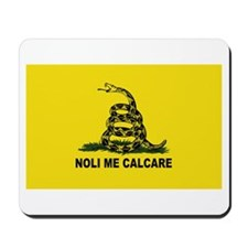 Don't Tread on Me (Latin) Mousepad