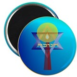 CandleNStar 2.25&quot; Magnet (100 pack)
