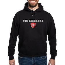 Switzerland Crest Hoodie
