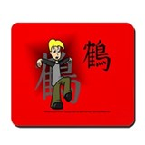 Fu-Q Robert Mousepad