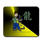 Fu-Q Richard Mousepad