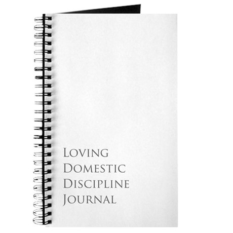Loving Domestic Discipline Gifts > Loving Domestic Discipline Journals