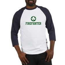 Irish Firefighter Baseball Jersey