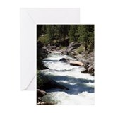 Babbling brook Greeting Cards (Pk of 10)
