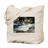 Funny Babbling brook Tote Bag