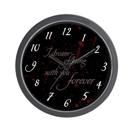 I dream...Clock Wall Clock
