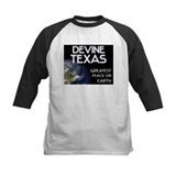 devine texas - greatest place on earth Tee