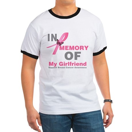 BreastCancerMemoryGirlfriend Ringer T