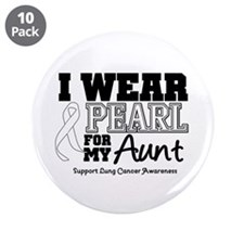 "IWearPearl Aunt 3.5"" Button (10 pack)"