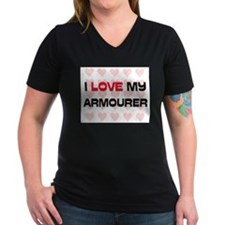 I Love My Armourer Shirt