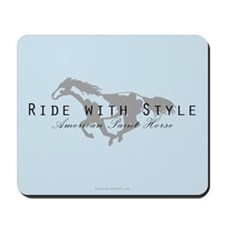 Paint Horse Mousepad