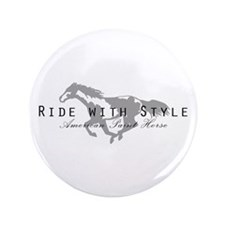 "Paint Horse 3.5"" Button (100 pack)"
