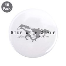 "Paint Horse 3.5"" Button (10 pack)"