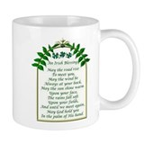 Irish Blessing Small Mug
