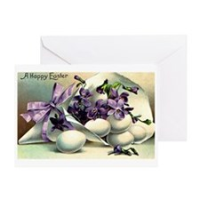"""""""A Happy Easter"""" Greeting Card"""
