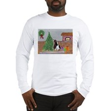Happy Howlidays! Long Sleeve T-Shirt