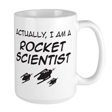 Rocket Scientist Coffee Mug