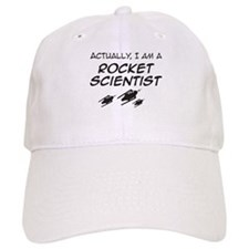 Rocket Scientist Baseball Cap